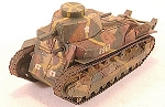 Japanese Type 89 Heavy Tank (1/56th)