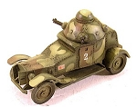 Model 25 Vickers Crossley Armored Car