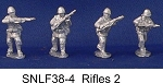 HRD-SNLF38-04  Japanese SNLF Rifles II - Early War (4)