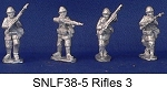 HRD-SNLF38-05  Japanese SNLF Rifles III - Early War (4)