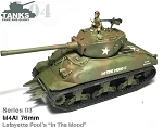 "CB-ETAV09  M4A1 Sherman ""In the Mood"" (1/56th)"