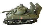 CB-ETAV13S  US-AFV M4A3 Sherman with Snorkel Set (1/56th)