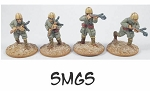 CB-IJAPara04  Imperial Japanese Army Paratroopers - SMGs (4)