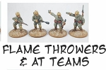 CB-IJAPara10  Imperial Japanese Army Paratroopers - Flame thrower team and anti-tank team