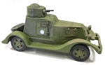 CB-RV11   Russian-AFV FA-1 Early War Armored Car (1/56th)