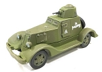 CB-RV12   Russian-AFV BA-20 Early War Armored Car  (1/56th)