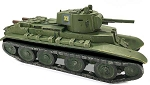 CB-RV15   Soviet BT-7 fast tank (comes with both early and late turrets)(1/56th)