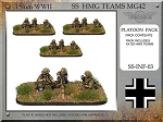 SS-INF-03 German SS HMG Teams (15mm WW2)