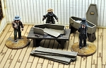 Dead Man's Hand Western Undertakers Civilian Set Miniatures (3)