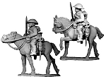 British Cavalry with Swords (2)