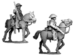 British Cavalry with Rifles (2)