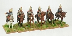 F115 - French Cuirassiers (pack 1)(2 figs)