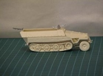 SdKfz.251/1D halftrack (1/56th)