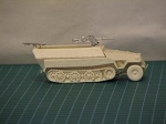 DE010  German SdKfz. 251/10D (1)(1/56th)