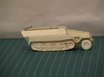 DE012  German SdKfz. 251/2D (1)(1/56th)