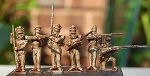 Duchy of Warsaw – Fusiliers- Firing Line (6 figures)