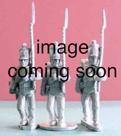 Vistula Legion – Grenadiers or Voltigeurs in Shako - overalls (2 figures)