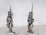 Vistula Legion – Grenadiers in Czapka  - gaiters (2 figures)