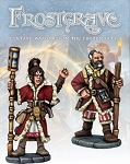 Frostgrave - FGV101 - Chronomancer and Apprentice
