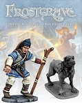 Frostgrave - FGV204 - Tracker & Warhound