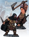 Frostgrave - FGV223 - Barbarian Thief and Berserker