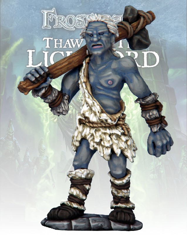 Frostgrave - FGV308 - Frost Giant
