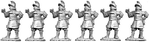 GS08 - French Armoured Pikemen