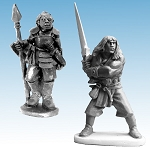 Frostgrave Ghost Archipelago FGA305 - Savage & Hunter