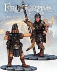 Frostgrave - FGV214 - Captains III