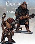 Frostgrave - FGV217  Gnoll Apothecary and Marksman