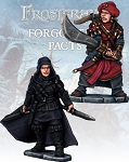 Frostgrave - FGV222 - Assassin & Demon Hunter