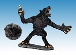 Frostgrave - FGV319 - Werewolf (+ Severed Wolf Head)