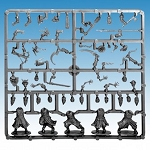 Frostgrave - FGVP02a - Frostgrave Cultists - Single Frame