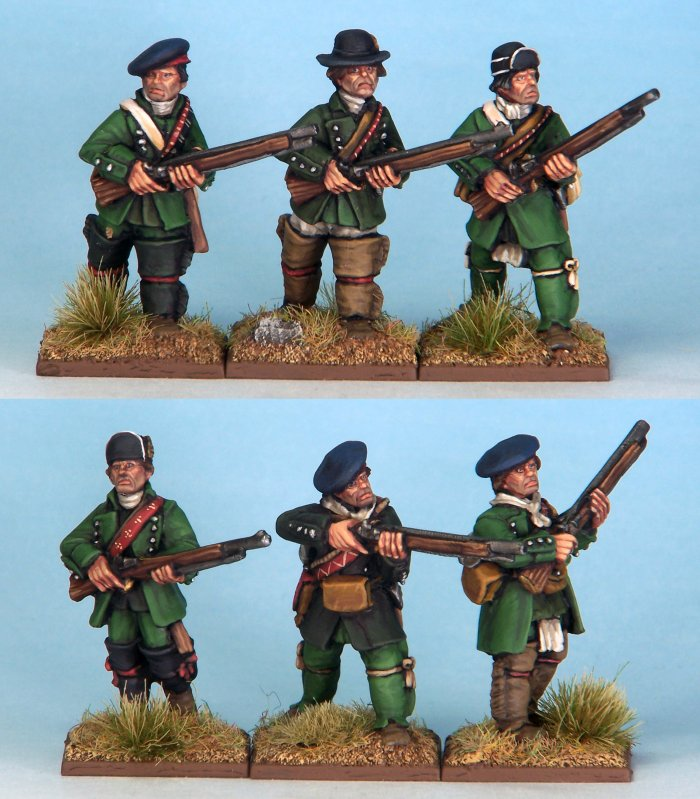 NS-MT0003 - British Rangers 2 (6)  (PREORDER)