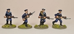 PM1003 - Royal Naval Division Sailors Advancing (last few in stock)