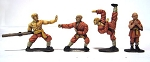 Shaolin Monks I (4 pack)