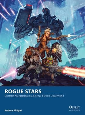 Rogue Stars - SciFi Rules