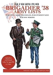 VBCW 1938  BRIGADIER '38 Army Lists Part 2