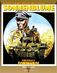BG-FBF-S06  Sonnenblume: Rommel's First Desert Blitzkrieg scenario book for Fireball Forward WW2 Rules - (Printed Version)