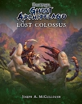 Frostgrave: Ghost Archipelago Lost Colossus Supplement