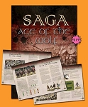 Saga:  The Age of the Wolf Campaign Book