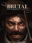WR-TRIBALB  Brutal - Close Up and Personal Combat  - Tribal Rules Supplement