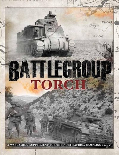 Battlegroup WW2 Torch Campaign Supplement