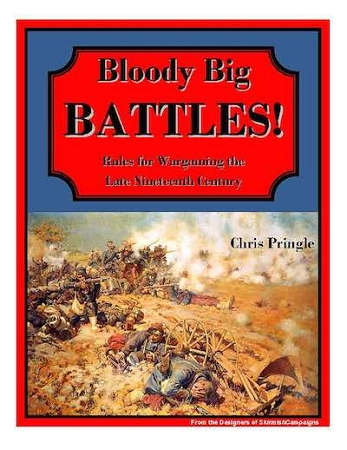 Big Bloody Battles Wargaming Rules