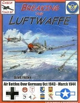 Check Your Six - BREAKING THE LUFTWAFFE: Air Battles Over Germany cenario Book