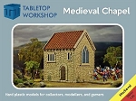 Medieval Chapel Kit (28mm scale hard plastic)