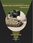 FBF-S07  Mortain Counterattack: Hitler's Plan to Retake Normandy scenario book for Fireball Forward WW2 Rules - (Printed Version)
