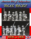 BG-AWI-DEAL40  American War of Independence 40 Pack Deal