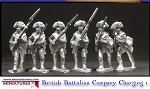BG-AWI207 British Battalion Company - charge bayonets (6)  (PREORDER - releasing 8/1/2019)
