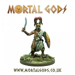 Mortal Gods - MG003M Medium Lochagos 1 (LIMITED STOCK)